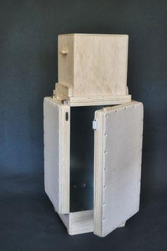 Kleine Kopierstation 30x30x50 cm