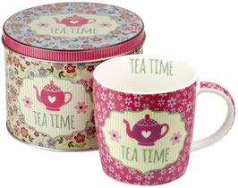Set Tea Time rosé