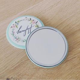 Taschenspiegel-Buttons
