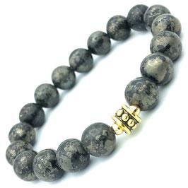 """Rati Gold"" Bracelet  Pyrite"