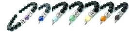 """""""Bouddha"""" série de  7 bracelets"""