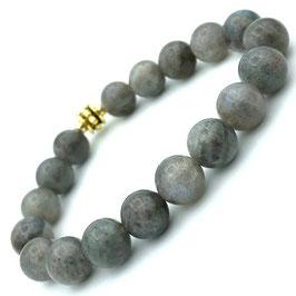 """Rati Gold"" Bracelet  Labradorite"