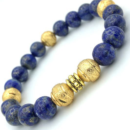 Bracelet Lapis-lazuli - 6ème Chakra