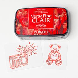 Versafine Clair Tulip Red