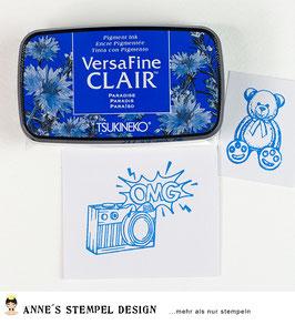 Versafine Clair Paradise - blau