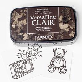 Versafine Clair Fallen Leaves - Dunkelbraun