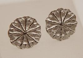 Mohnohrstecker aus Silber