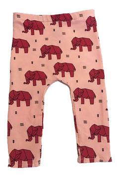 """Babybroekje """"Pink Elephant"""""""