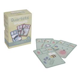 jeu de cartes Quartets animaux