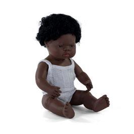 poupée *garçon* africain