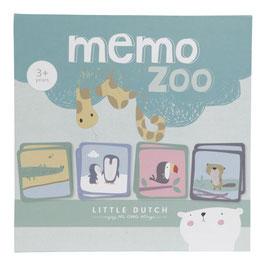 memo animaux du zoo