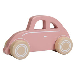 voiture bois rose