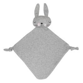 """doudou noué """"lapin gris"""""""