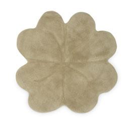 tapis trèfle pistache