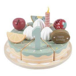 gâteau anniversaire XL bois