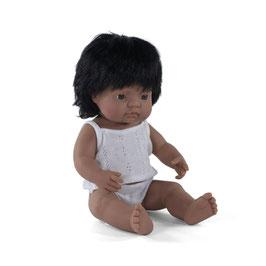 poupée *fille* sud-américaine / latino