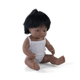 poupée *garçon* sud-américain / latino