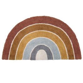 """tapis décoratif arc-en-ciel """"pure&nature"""""""