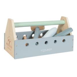 caisse à outils bois