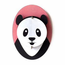 mini trophée carton panda
