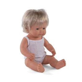 poupée *fille* européenne