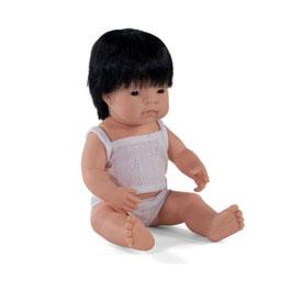 poupée *garçon* asiatique