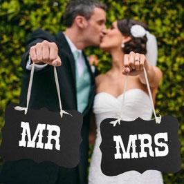 MR & MRS BORDJE