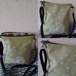 Tasche mit Pusteblume