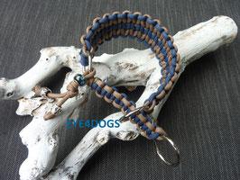 Halsband Alcor met halfcheck sluiting zonder stopring