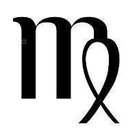 Edelsteenhalsband voor sterrenbeeld Maagd 21 augustus-20 september incl. 3x bijbehorende edelsteen Sodaliet