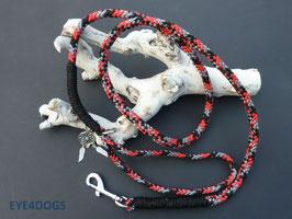 Hondenlijn Red Camo
