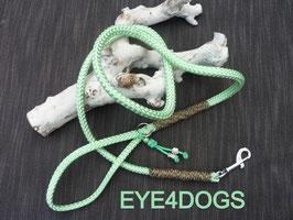 Hondenlijn Bright Mint 8mm