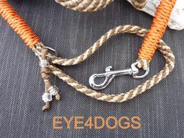 Hondenlijn Chocolate Praline 8mm