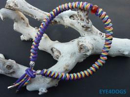 Halsband met edelsteen model Spring