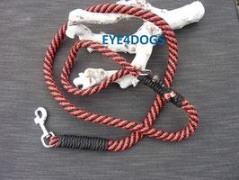 Hondenlijn  Black Widow 12mm