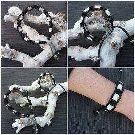 Set Tina bestaande uit anti-tekenband Tina en armband met schuifsluiting
