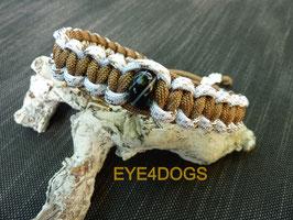 Halsband met edelsteen model Nebu