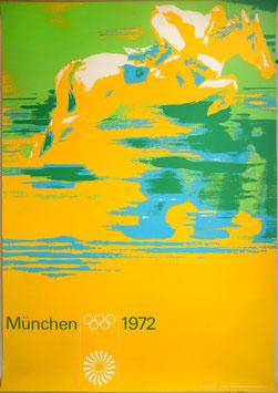 München 1972 Springreiten