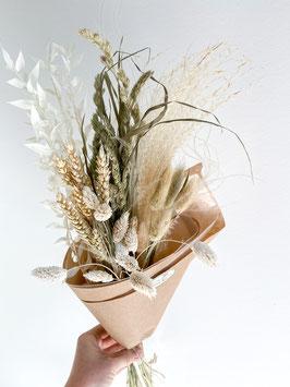 Trockenblumen Mischung natur/ gebleicht