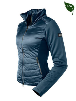 Active Performance Jacket - Morrocan Blue