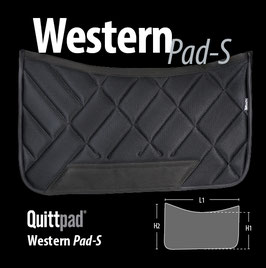 QUITTPAD® Western Pad-S