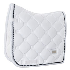 White Perfection - Equestrian Stockholm Dressurschabracke