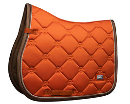 Brick Orange - Equestrian Stockholm Springschabracke