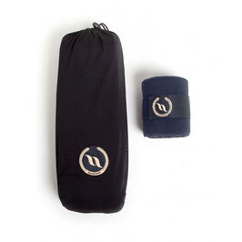 Nights Collection blau Fleece Bandagen