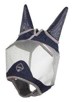 Fliegenmaske halb mit Ohrenschutz