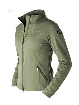 Spring olive - Softshell jacket