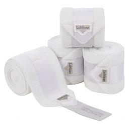 White - Loire Polo Bandagen LeMieux