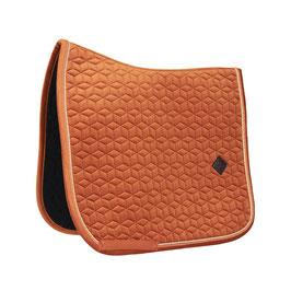 Orange Velvet Dressage