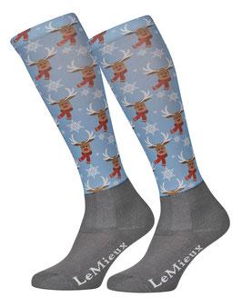 Footsies - Reindeer Scarf