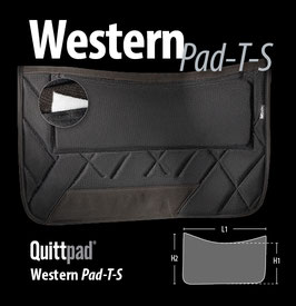 QUITTPAD® Western Pad-S Plus
